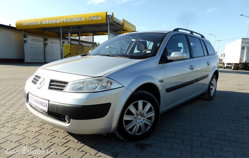 Renault Megane bezwypadek - stan bdb - opłacony - gwarancja 1
