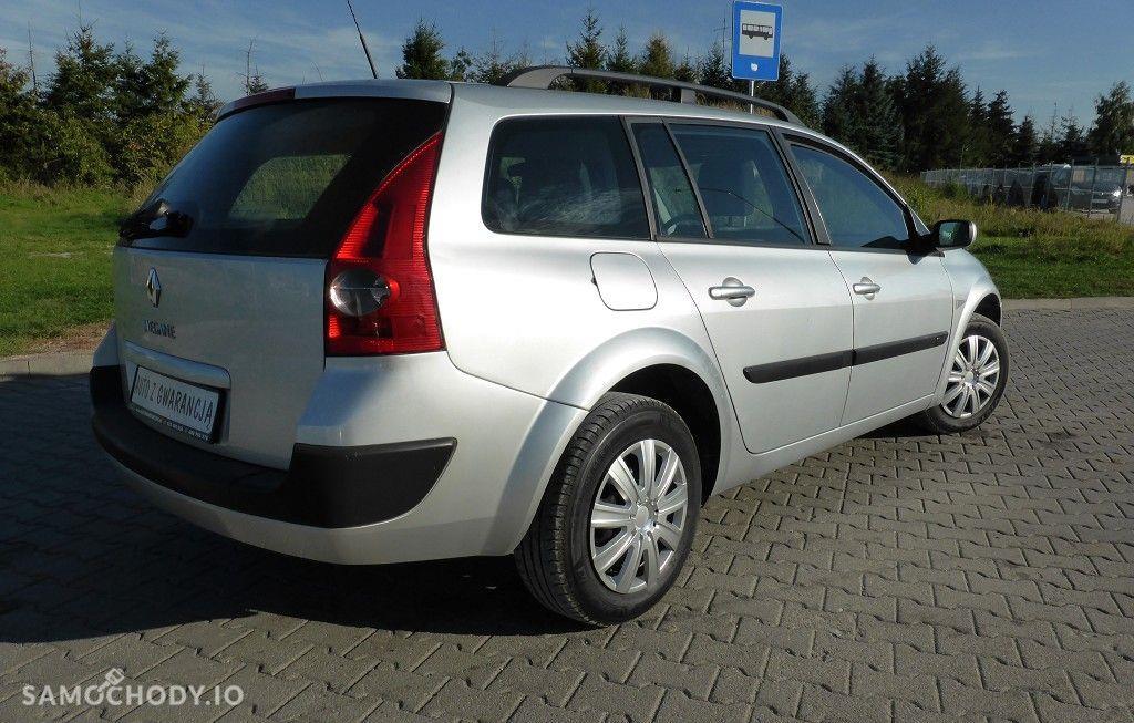 Renault Megane bezwypadek - stan bdb - opłacony - gwarancja 2