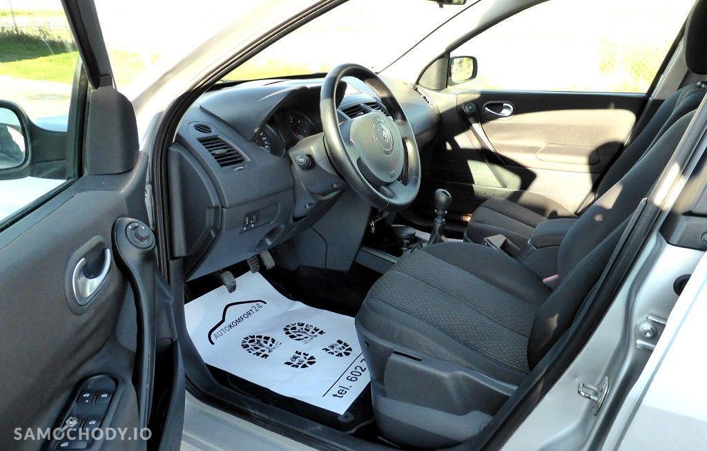 Renault Megane bezwypadek - stan bdb - opłacony - gwarancja 11