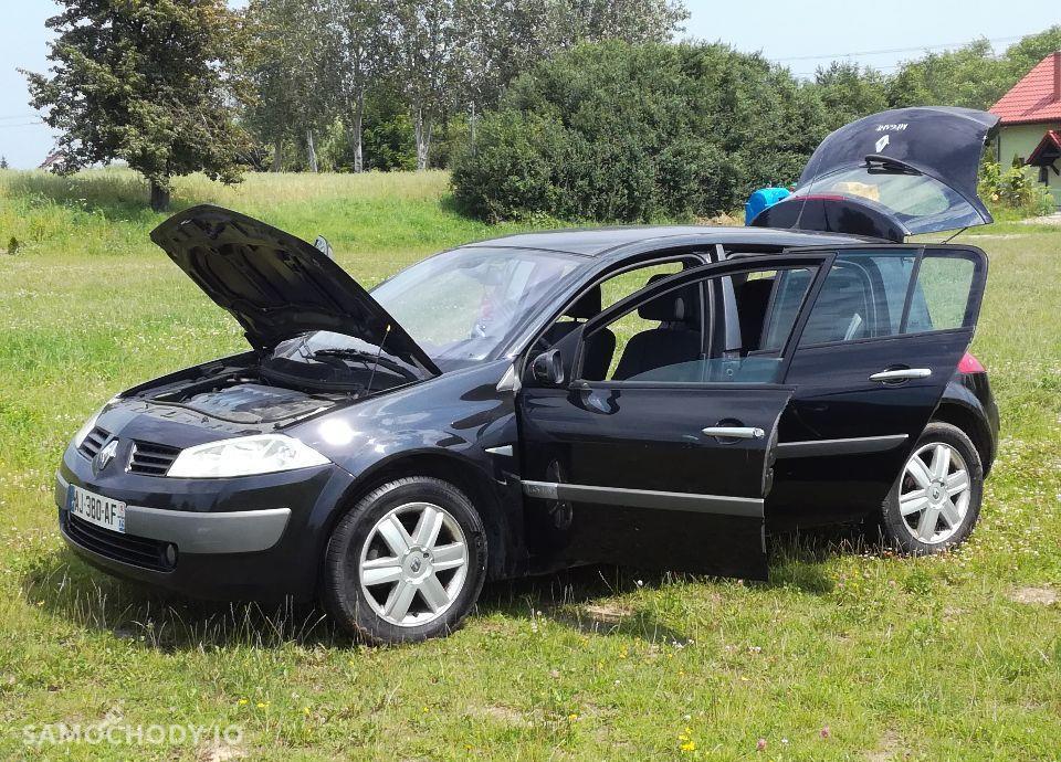 Renault Megane Renaul Megana II 1,6 16 V tylko 120TYS.przebiegu książka serwis!! 29
