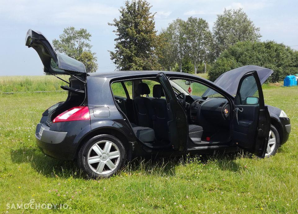 Renault Megane Renaul Megana II 1,6 16 V tylko 120TYS.przebiegu książka serwis!! 11