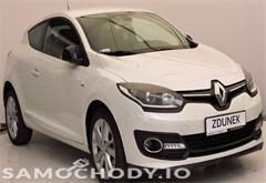 renault megane Renault Megane Salon Polska I wł f vat biała perła nawigacja