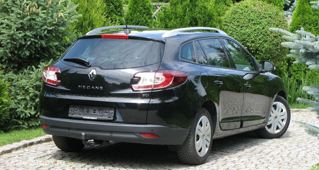 Renault Megane 1.6 dci 130 KM 166 tyś km !!! LIFT Ledy Duża Kolorowa Nawigacja 16