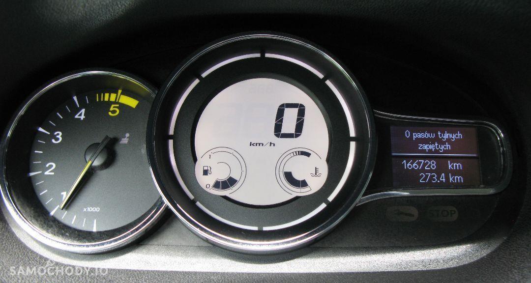 Renault Megane 1.6 dci 130 KM 166 tyś km !!! LIFT Ledy Duża Kolorowa Nawigacja 67