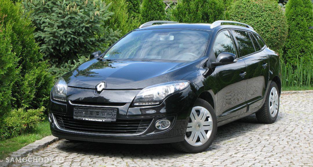 Renault Megane 1.6 dci 130 KM 166 tyś km !!! LIFT Ledy Duża Kolorowa Nawigacja 1
