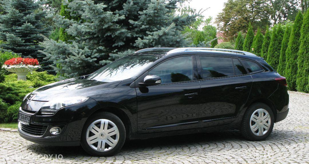 Renault Megane 1.6 dci 130 KM 166 tyś km !!! LIFT Ledy Duża Kolorowa Nawigacja 2