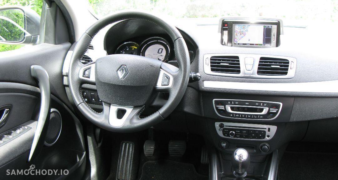 Renault Megane 1.6 dci 130 KM 166 tyś km !!! LIFT Ledy Duża Kolorowa Nawigacja 46