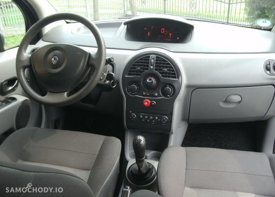 Renault Modus Lift jedyny taki jak nowy orginalny lakier bezwIDEALNY STAN Z NIEMIEC 56