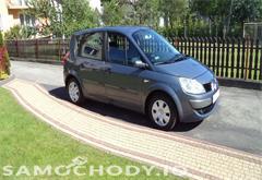 renault scenic ii (2003-2009) Renault Scenic 2Wł, Kraj, 1.6 Benzyna+LPG, 2007r.