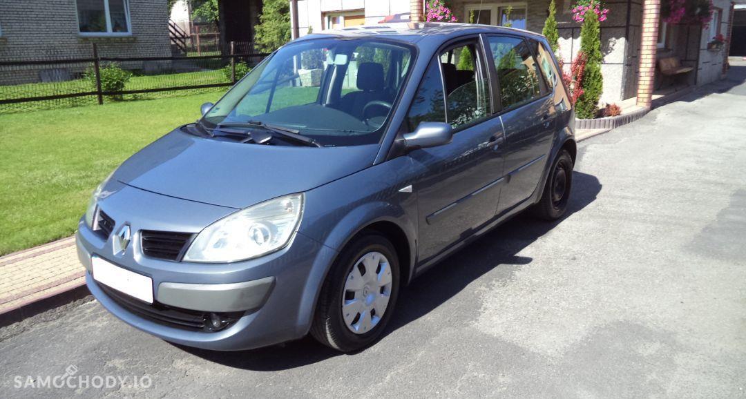Renault Scenic 2Wł, Kraj, 1.6 Benzyna+LPG, 2007r. 2