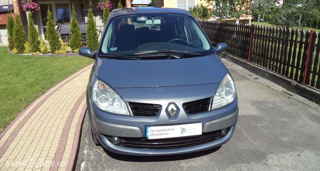Renault Scenic 2Wł, Kraj, 1.6 Benzyna+LPG, 2007r. 4