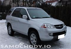 acura z województwa mazowieckie Acura MDX w bardzo dobrym stanie na sprzedaż