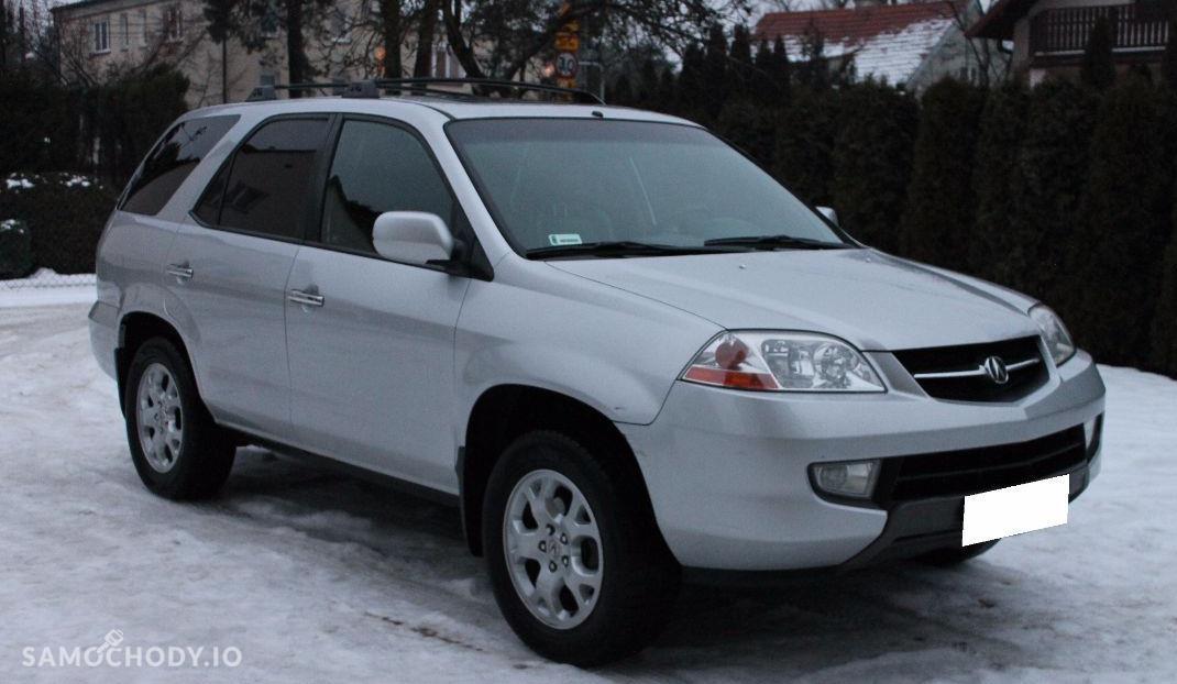 Acura MDX w bardzo dobrym stanie na sprzedaż 1