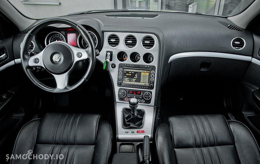 Alfa Romeo 159 skóra , system start-stop , czujniki parkowania  4
