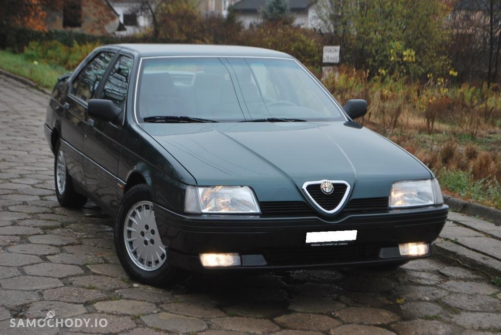 Alfa Romeo 164 3.0 V6 MANUAL, kierownica po prawej 2