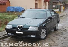 samochody osobowe Alfa Romeo 164 3.0 V6 MANUAL, kierownica po prawej