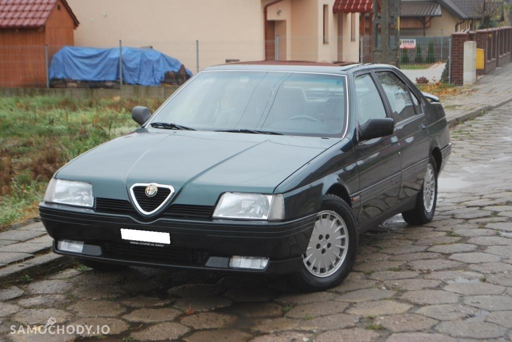 Alfa Romeo 164 3.0 V6 MANUAL, kierownica po prawej 1