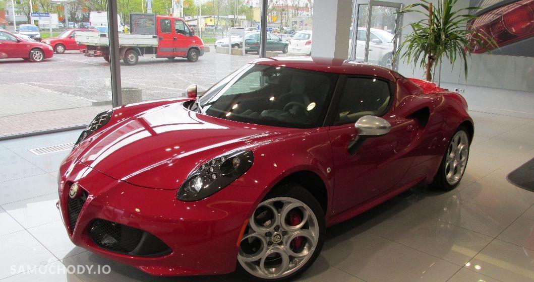Alfa Romeo 4C sportowy, 240 KM , NOWY 1