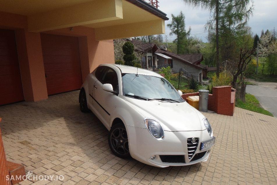 Alfa Romeo Mito Distinctive, jak NOWE, dotyk 6'  1