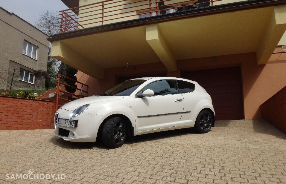 Alfa Romeo Mito Distinctive, jak NOWE, dotyk 6'  2