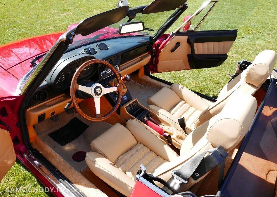 Alfa Romeo Spider KLASYK , 177 KM , BEZWYPADKOWY  4