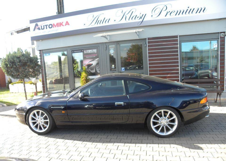 Aston Martin DB7 Auto z rynku niemieckiego-jeden właściciel- po wszelkich opłatach 1