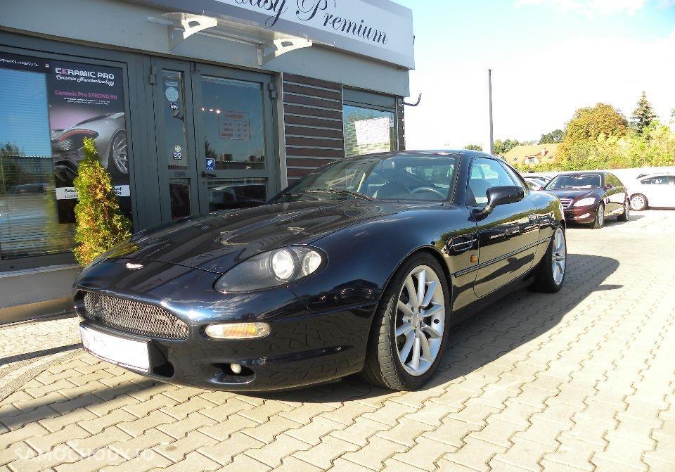 Aston Martin DB7 Auto z rynku niemieckiego-jeden właściciel- po wszelkich opłatach 2