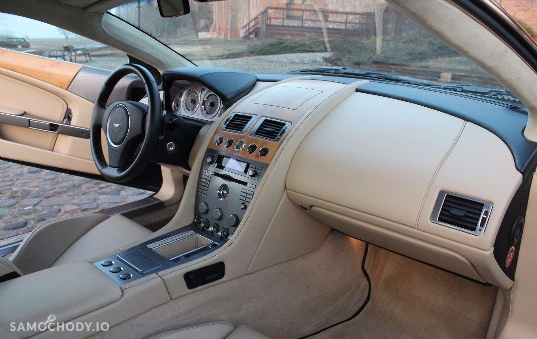 Aston Martin DB9 GPS Alusy 28480KM przebirgu. 4