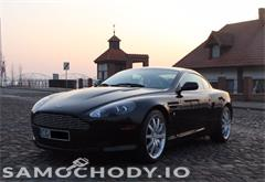 aston martin Aston Martin DB9 GPS Alusy 28480KM przebirgu.