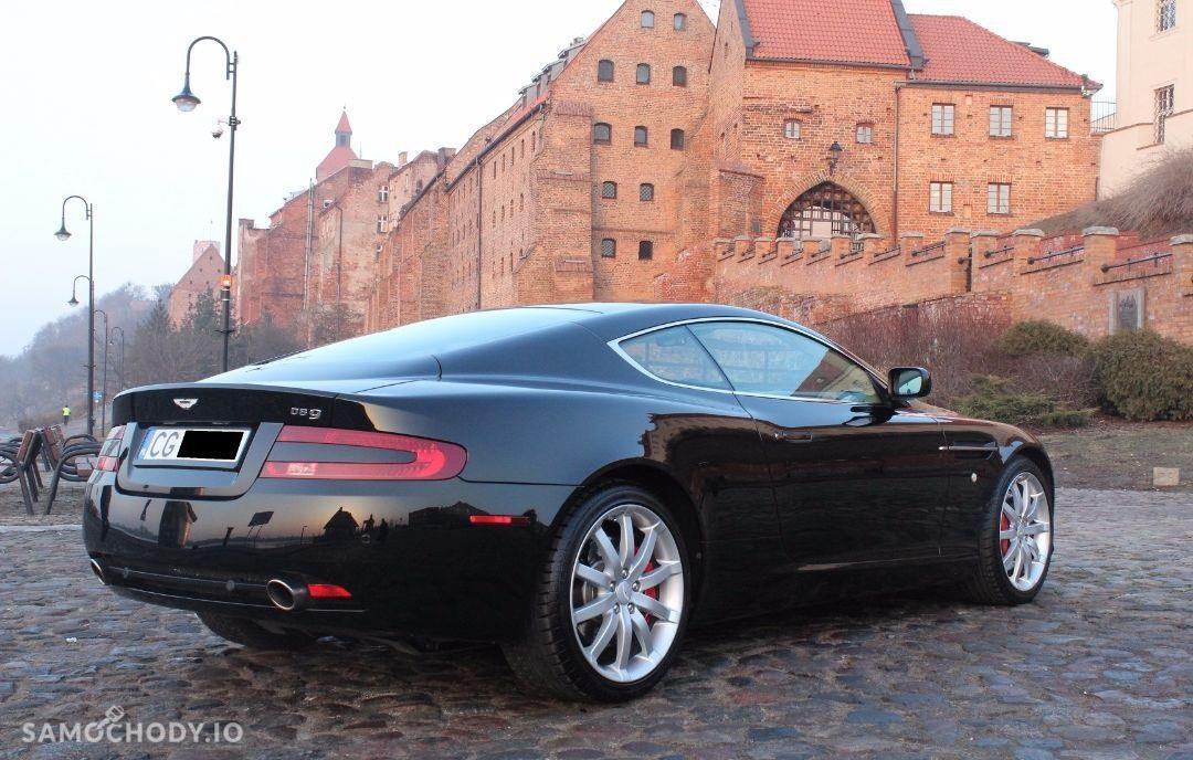 Aston Martin DB9 GPS Alusy 28480KM przebirgu. 2