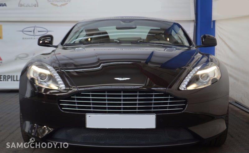 Aston Martin DB9 Model: DB9 Rok produkcji: 2014 1