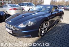 aston martin z miasta warszawa Aston Martin DBS Zakupiony jako nowy w Aston Martin Warszawa
