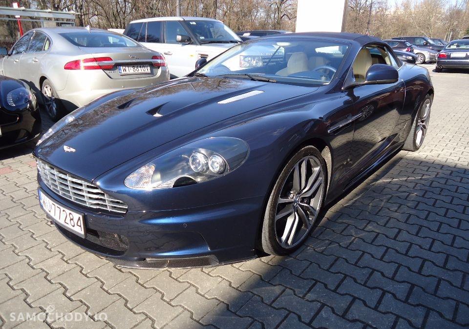 Aston Martin DBS Zakupiony jako nowy w Aston Martin Warszawa 1