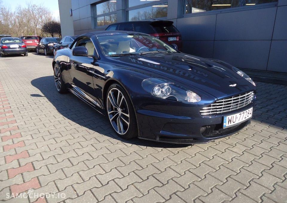 Aston Martin DBS Zakupiony jako nowy w Aston Martin Warszawa 2