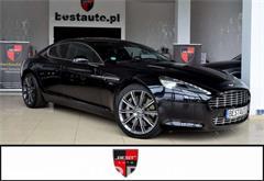 aston martin Aston Martin Rapide Podana cena jest kwotą NETTO zawierającą wszystkie opłaty