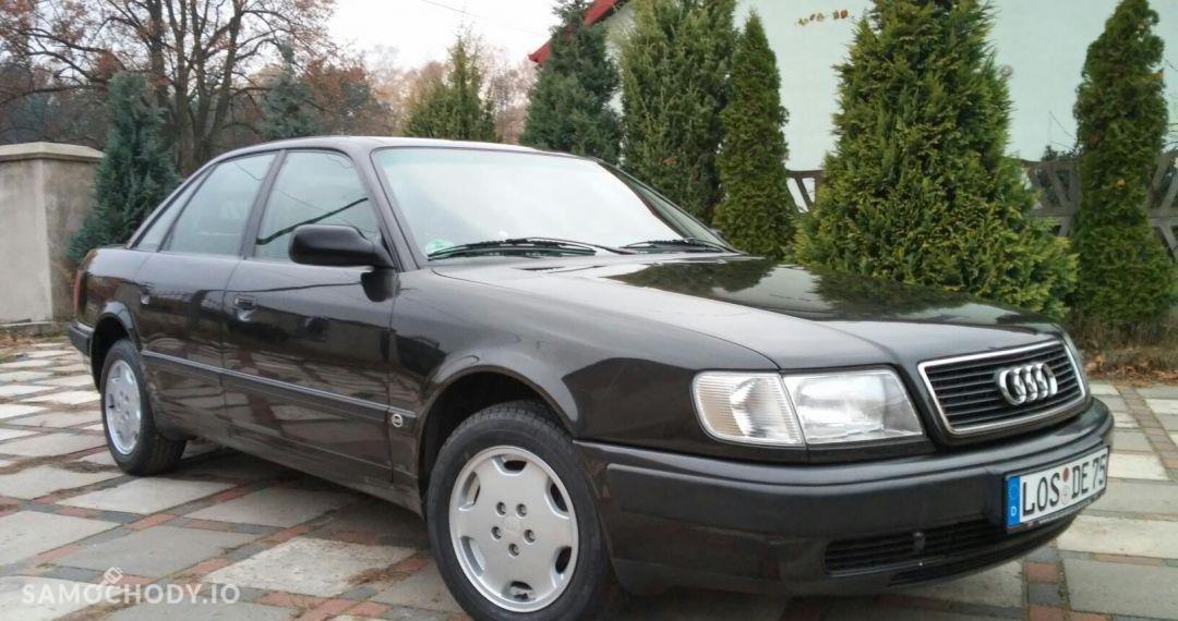 Audi 100 C4 (1991-1994) w idealnym stanie z udokumentowanym pełenym serwisem 1