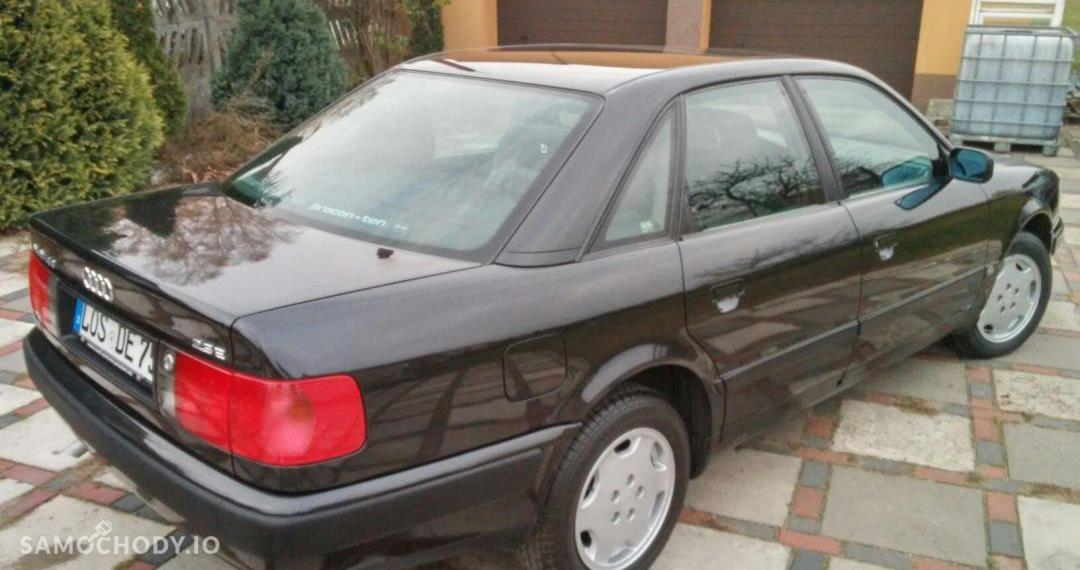Audi 100 C4 (1991-1994) w idealnym stanie z udokumentowanym pełenym serwisem 2