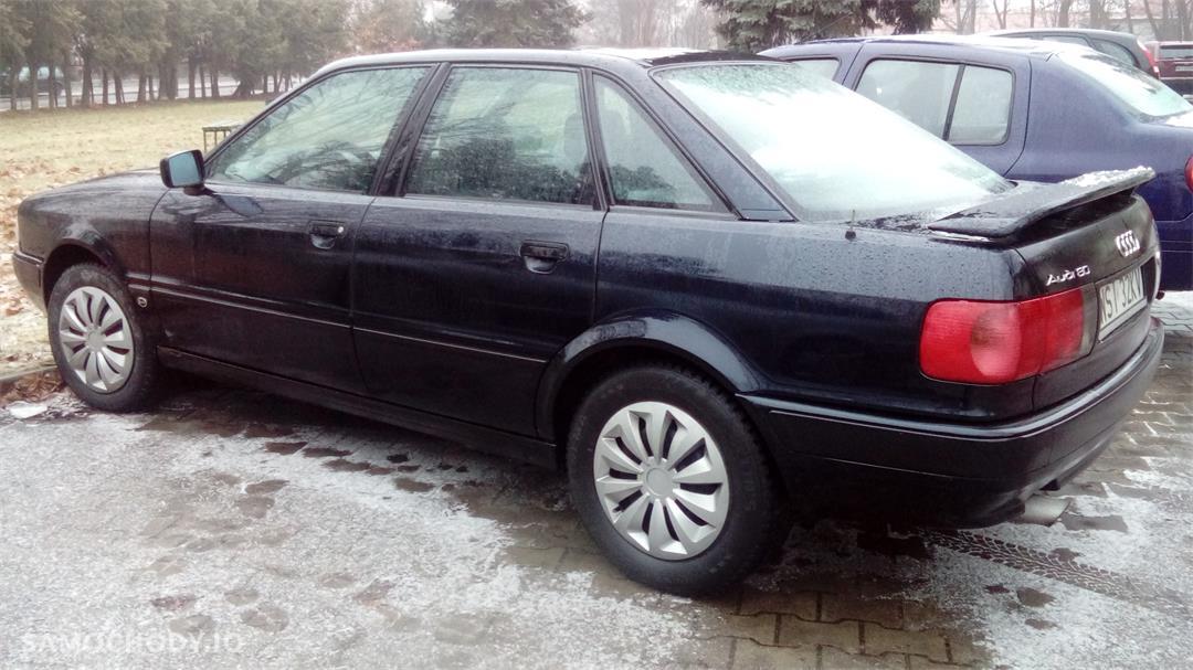 Audi 80 B4 (1991-1995) Zadbany, Bezwypadkowy, 1