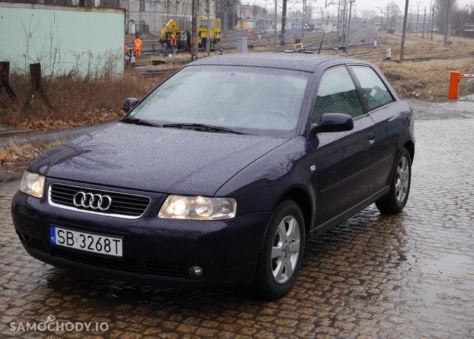 Audi A3 8L (1996-2003) 1.6 benzyna S-LINE alufelgi  2