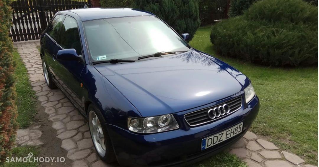 Audi A3 8L (1996-2003) podgrzewane siedzenia , zadbany  ekonomiczny  1