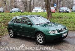 z miasta kraków Audi A3 8L (1996-2003) 5 drzwi climatronic alcantara 1.6