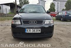 audi z województwa małopolskie Audi A3 8L (1996-2003) AUDI A3 1.9 TDI 110KM Klima, skóra