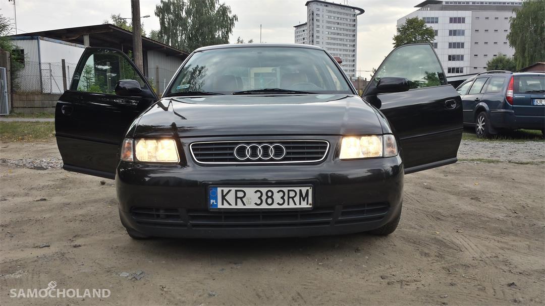 Audi A3 8L (1996-2003) AUDI A3 1.9 TDI 110KM Klima, skóra 2