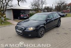 audi z województwa dolnośląskie Audi A3 8P (2003-2012) 2.0 TDi stan bdb