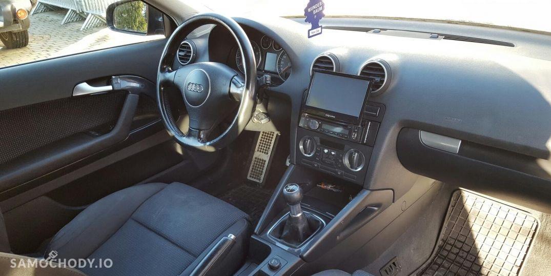 Audi A3 8P (2003-2012) alufelgi, 138 KM, czujniki parkowania 4