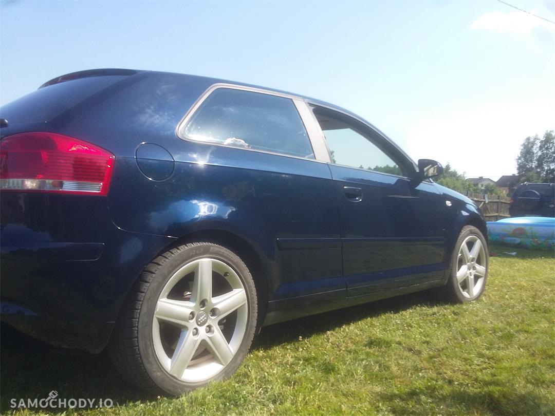Audi A3 8P (2003-2012) Audi A3 8P 2.0TFSI + LPG OC i Przeglad do 2018  22
