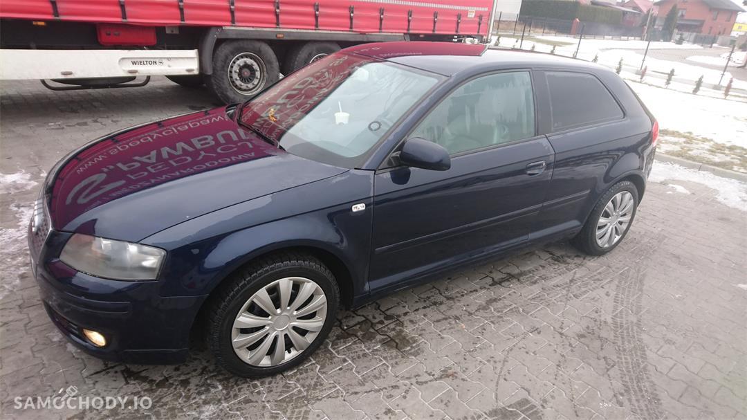 Audi A3 8P (2003-2012) Audi A3 8P 2.0TFSI + LPG OC i Przeglad do 2018  7