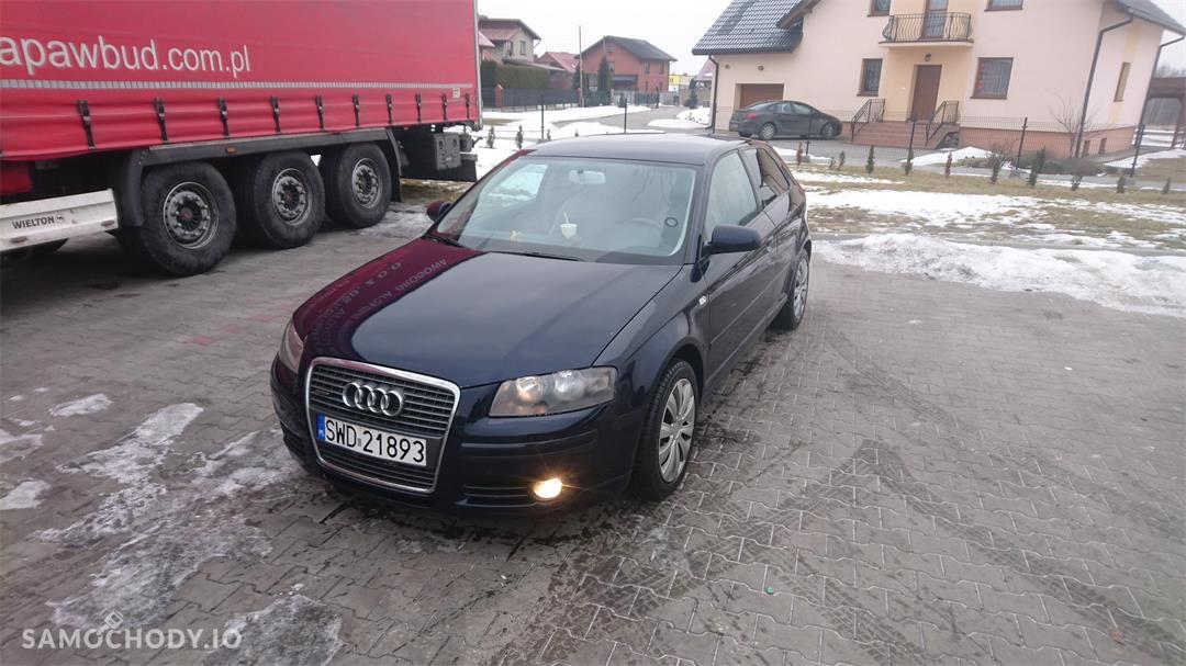 Audi A3 8P (2003-2012) Audi A3 8P 2.0TFSI + LPG OC i Przeglad do 2018  4