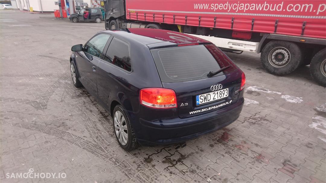 Audi A3 8P (2003-2012) Audi A3 8P 2.0TFSI + LPG OC i Przeglad do 2018  11