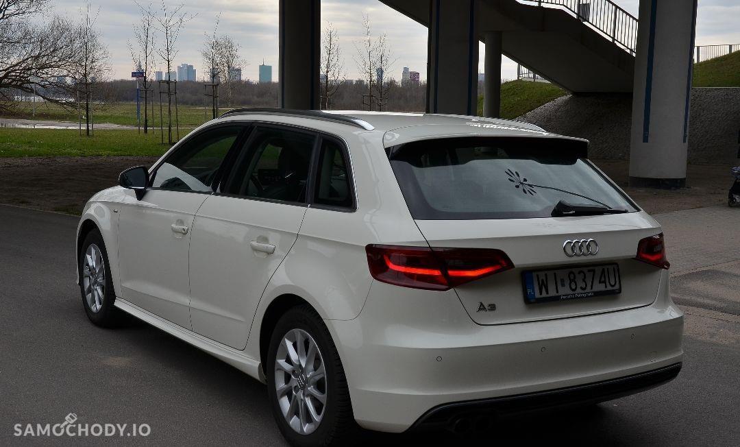 Audi A3 8V (2012-) 122 KM , Xenony , skóra 2
